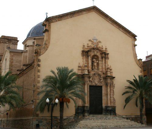 Iglesia Santiago Apóstol