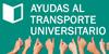 Ayudas al transporte universitario