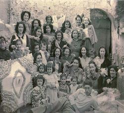 Homenaje al colectivo de Mujeres de la Calle San Pascual