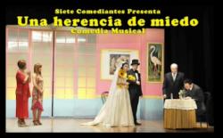 Teatro: «Una Herencia de Miedo»