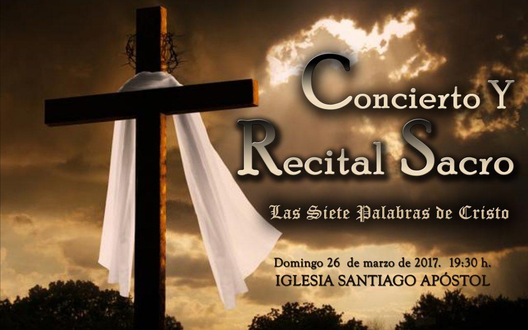 Concierto y Recital Sacro