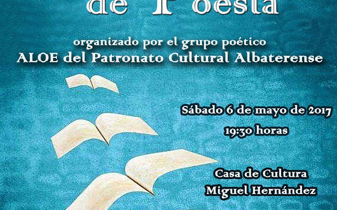 V Encuentro provincial de Poesía