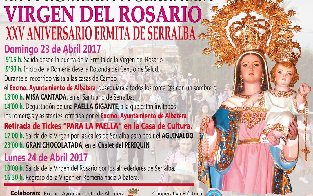 XXVI Romería Virgen del Rosario