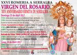 XXVI Romería en honor a la Virgen del Rosario 2017