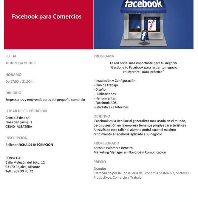 Facebook para comercios
