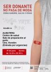 Donacion de sangre 19 junio