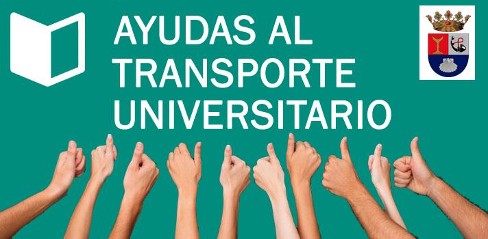 Edicto de aprobación provisional de las becas de transporte universitario