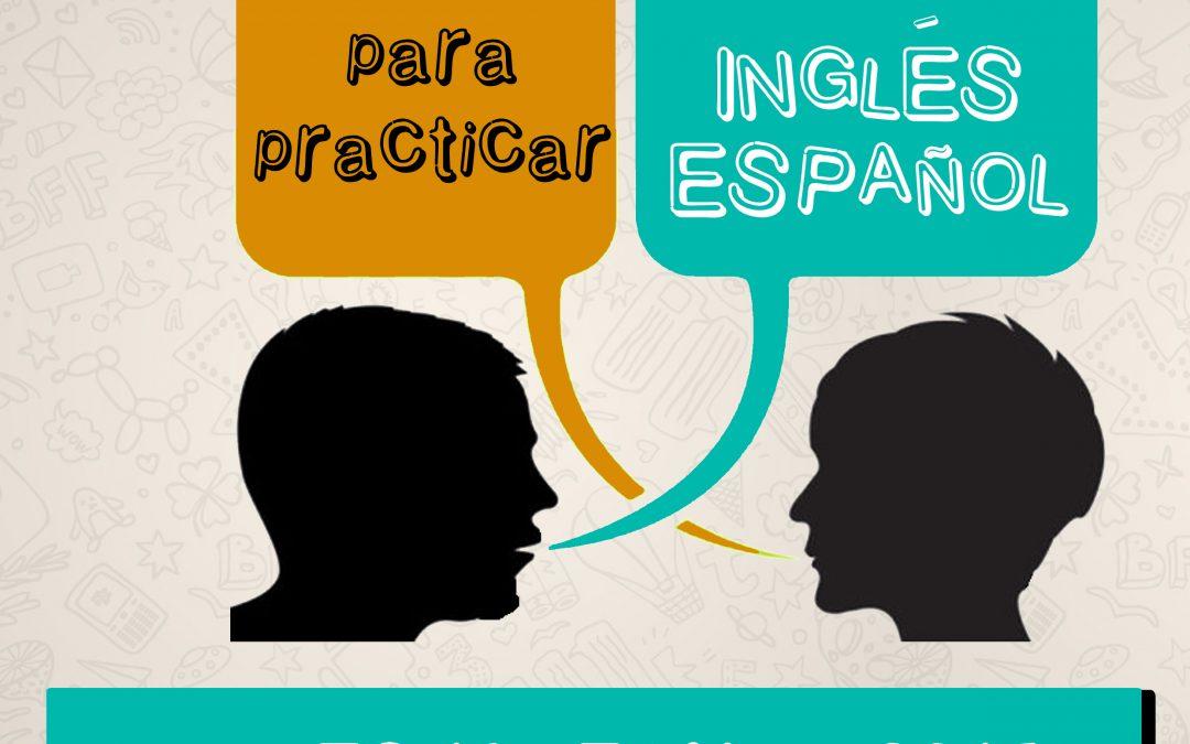Tardes de Intercambio Lingüístico