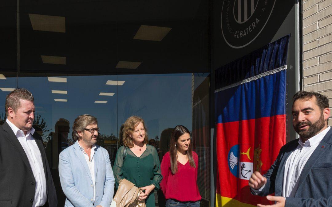 Inauguración de la reforma de la sede de la Cooperativa Eléctrica Albaterense