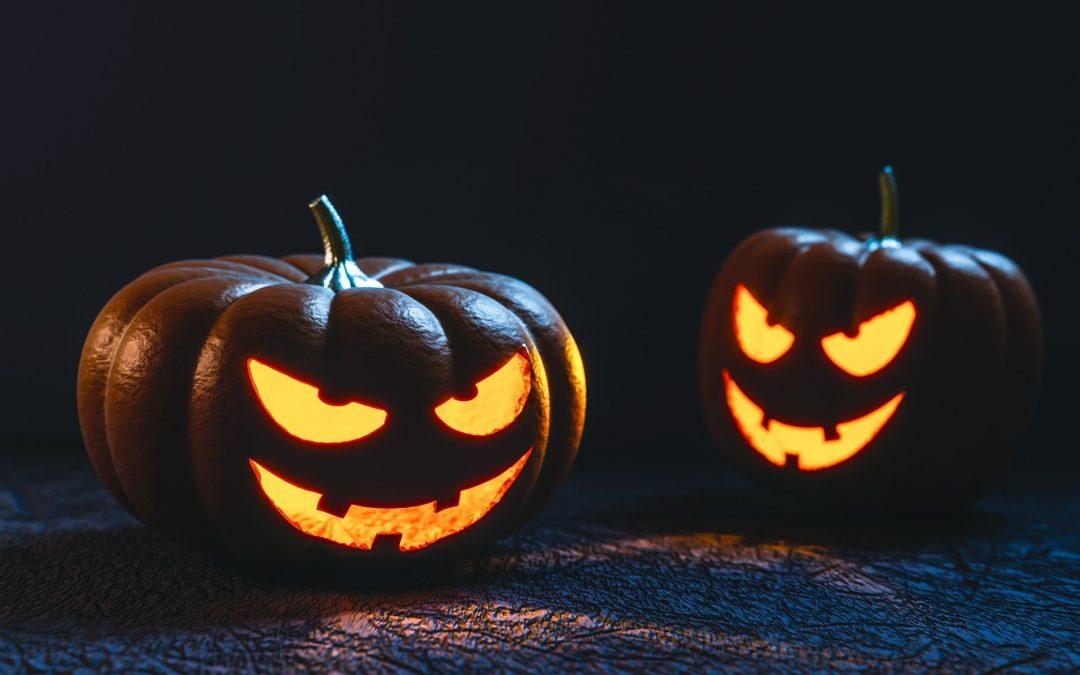 Programa de actividades Halloween 2017