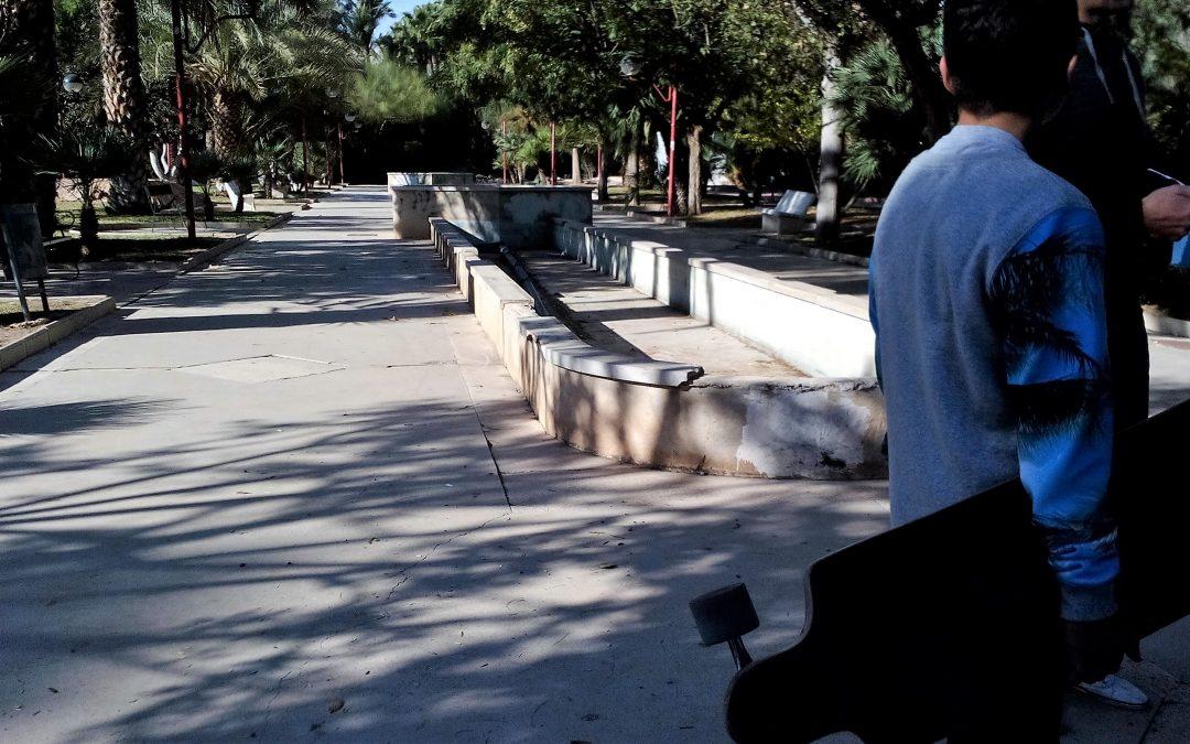 El Skatepark de Albatera está cada vez más cerca