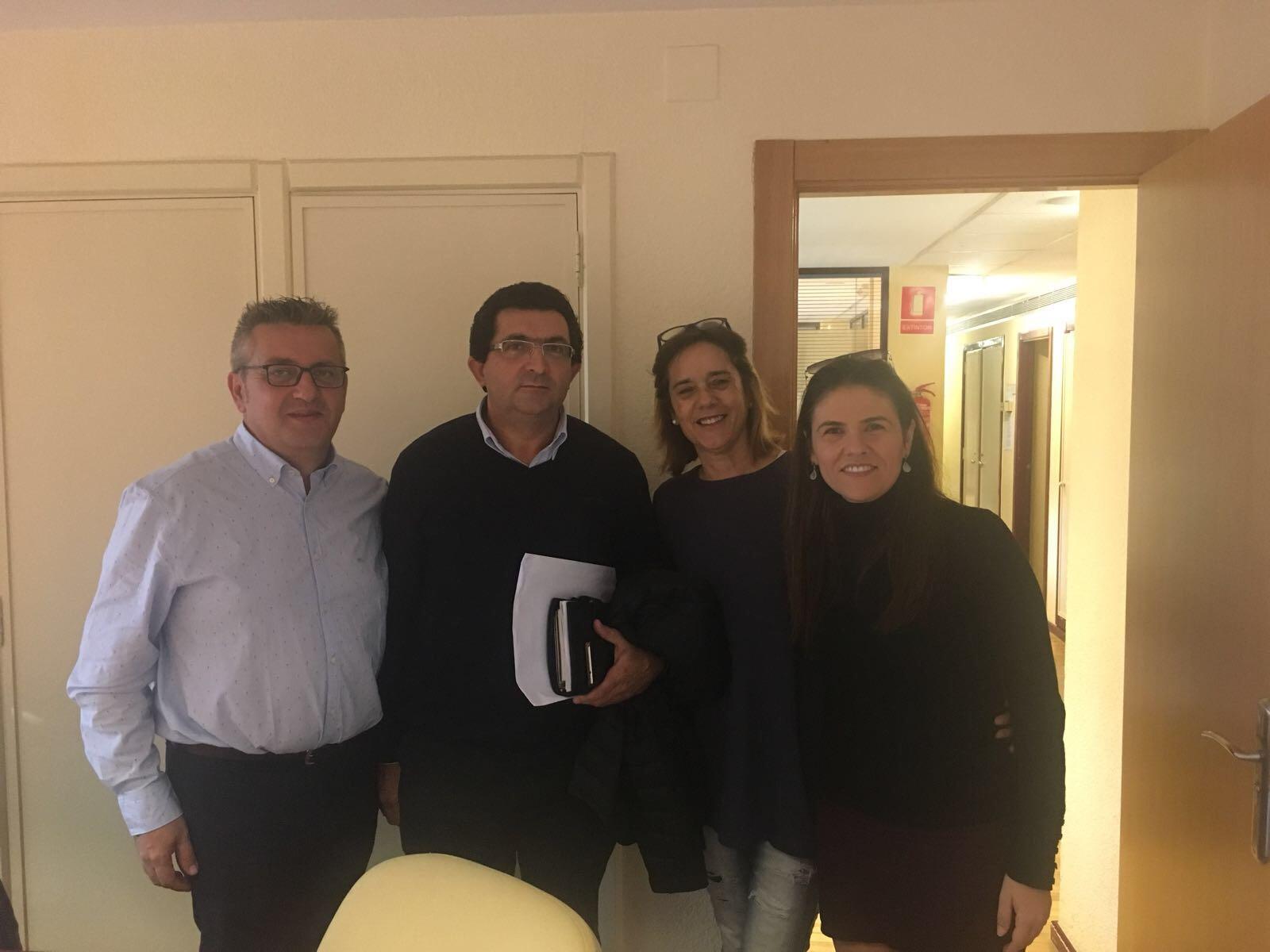 Albatera manifiesta su compromiso con el Proyecto Edificant que prevé comenzar la construcción del nuevo colegio Cervantes a mediados de 2018