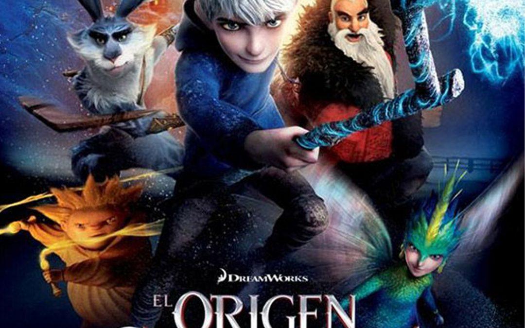 Cine: El Origen de los Guardianes