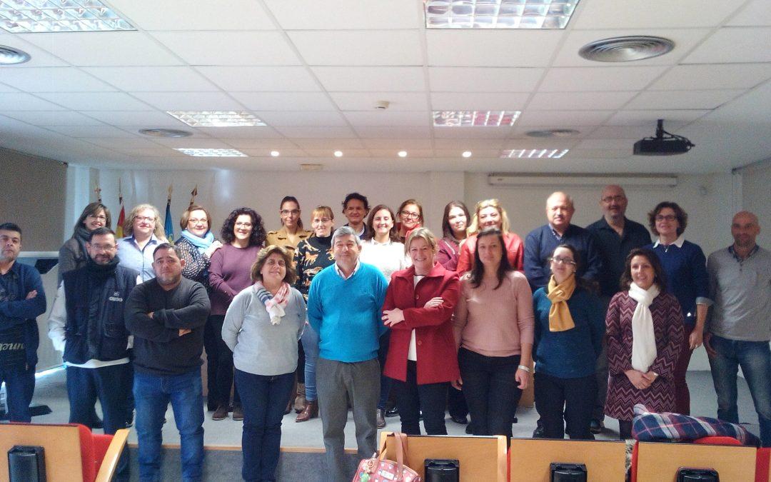El Ayuntamiento de Albatera contrata a 20 personas a través del programa de empleo Et Formem