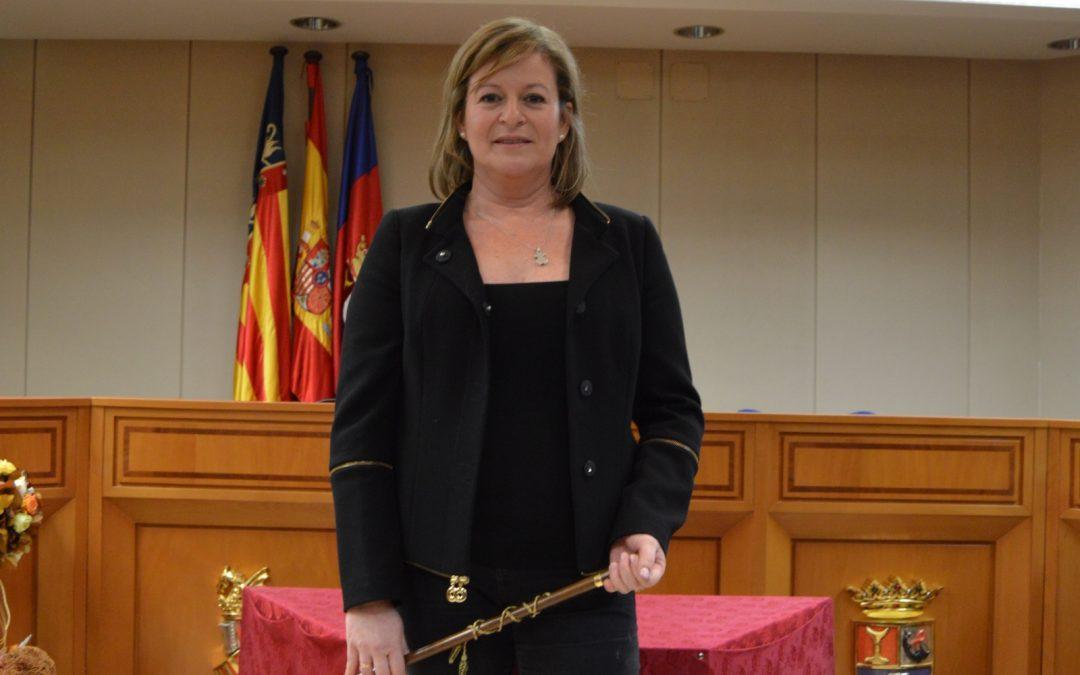 Ana Serna nueva alcaldesa de Albatera