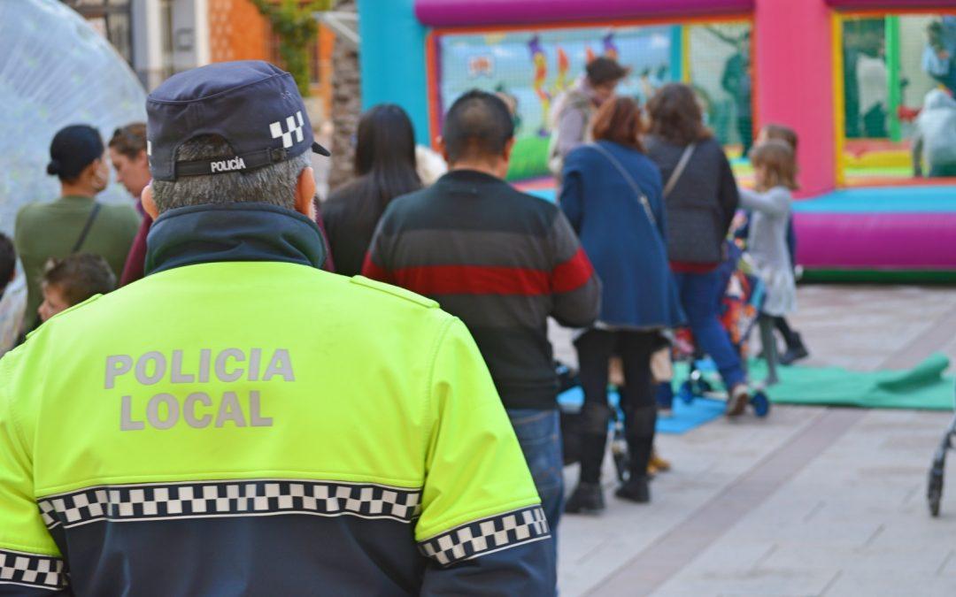 La Policía Local de Albatera destaca el bajo consumo de alcohol en los jóvenes conductores durante las fiestas de Navidad