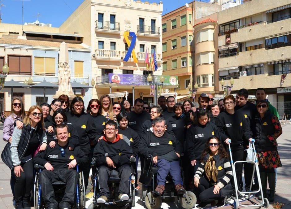 Albatera celebra este sábado el 15 aniversario del Centro Ocupacional Azahares
