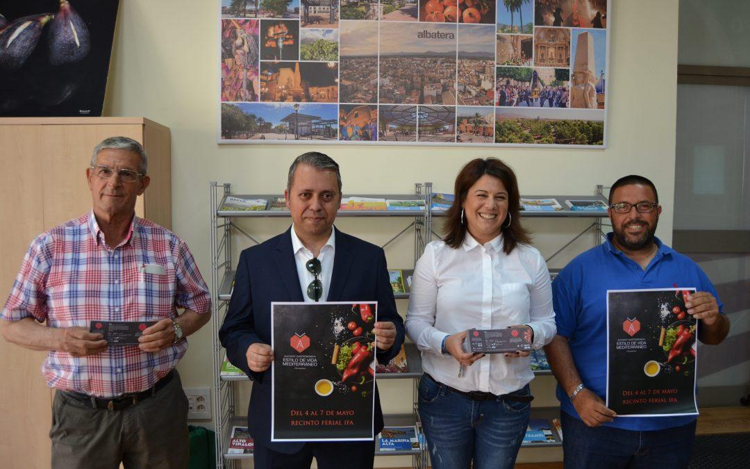 La marca Breva de Albatera presente en la  1ª Edición de Alicante Gastronómica