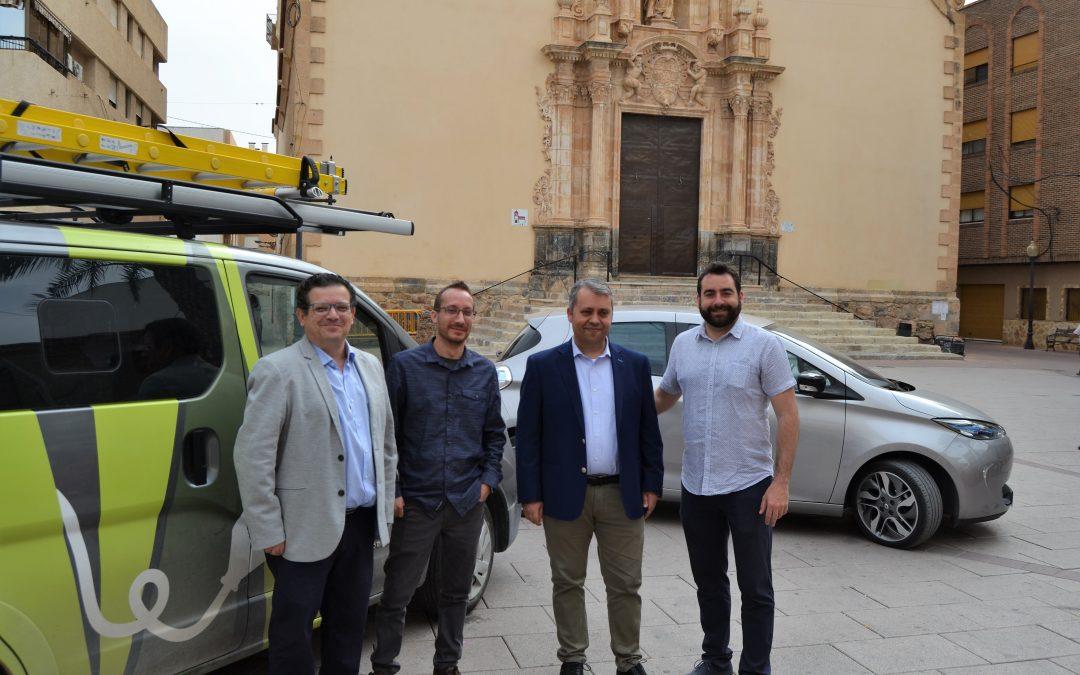 Albatera presenta este sábado la I Feria del Vehículo Eléctrico