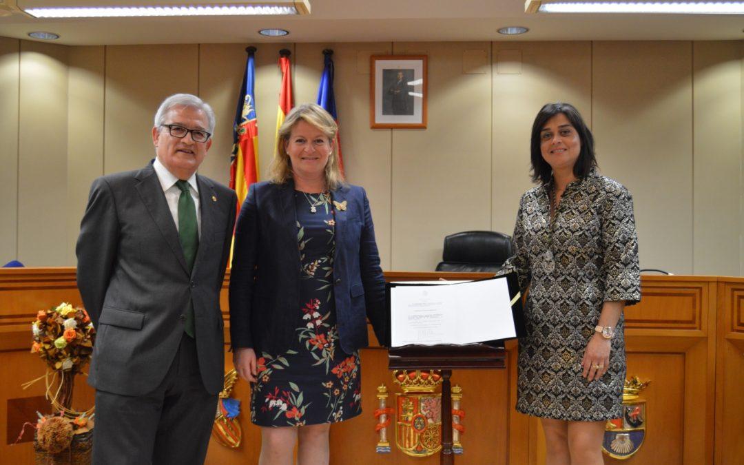 Felipe VI acepta el cargo de Hermano Mayor Honorario de la Hermandad Salud y Esperanza de Albatera
