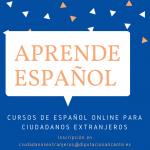 Curso online de castellano para extranjeros