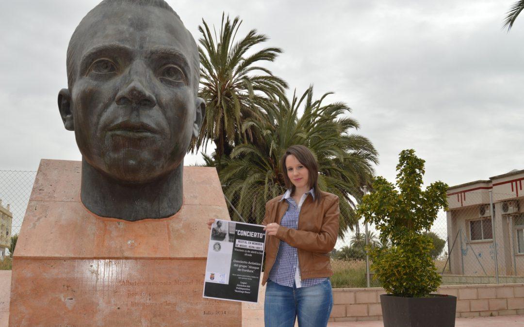 Albatera acoge la Senda del Poeta Miguel Hernández 2018