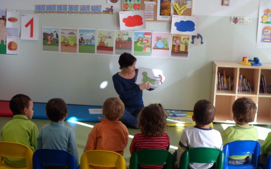 Ya está disponible el listado de admitidos en la Escuela Infantil Municipal de Albatera