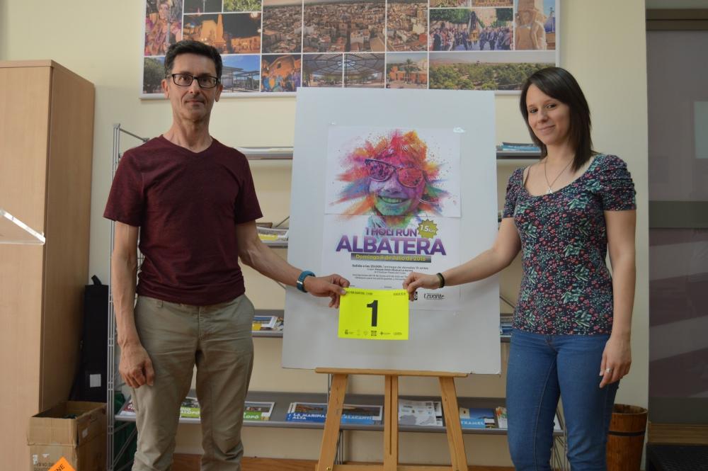 Albatera celebra el 8 de julio la I Holi Run del municipio
