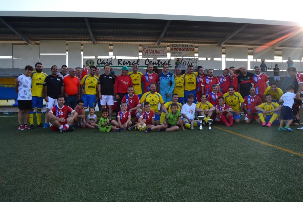 Fin de semana futbolero en Albatera