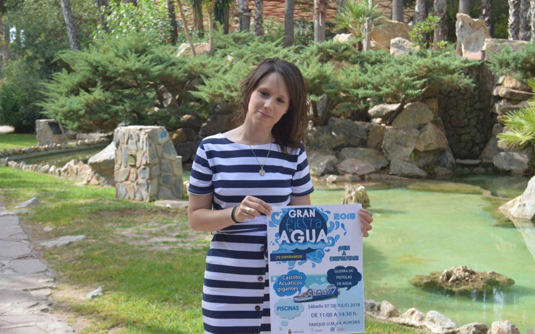 Este sábado llega la Fiesta del Agua a Albatera