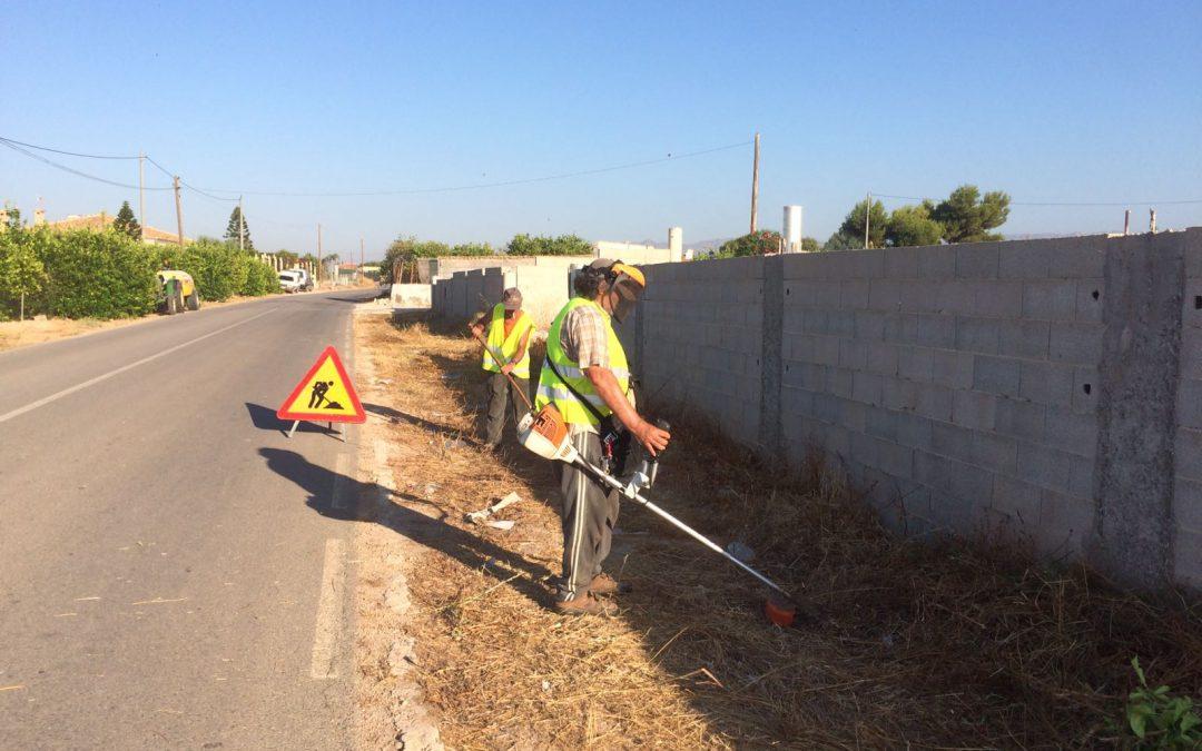 El ayuntamiento de Albatera contrata a 50 trabajadores agrícolas