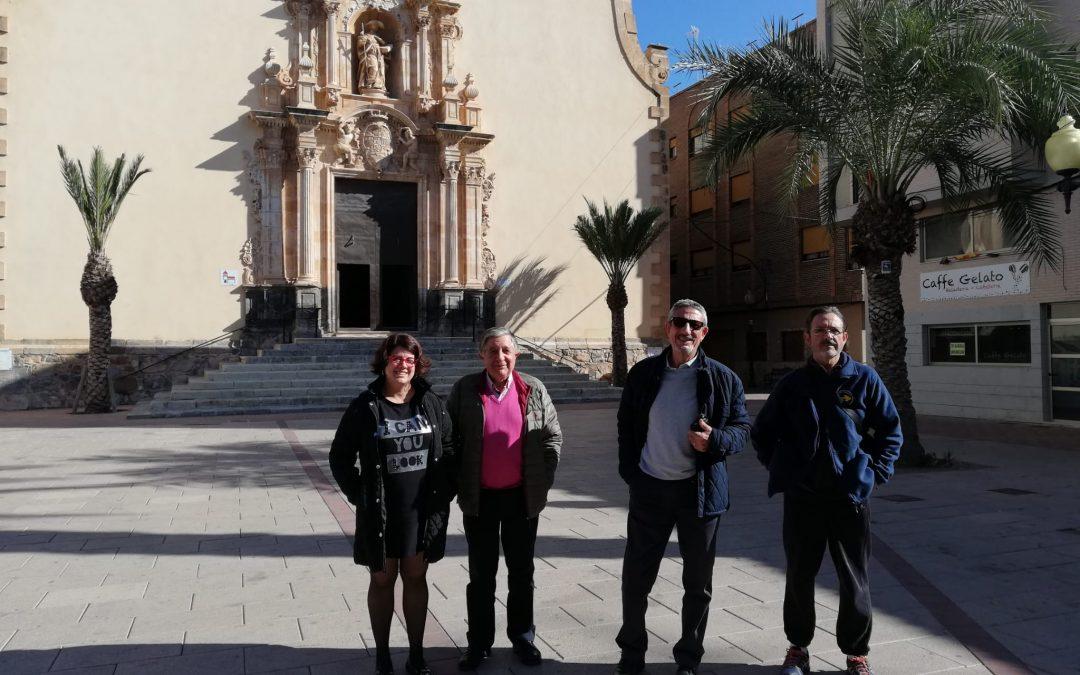 El Camino de Santiago hace parada en Albatera
