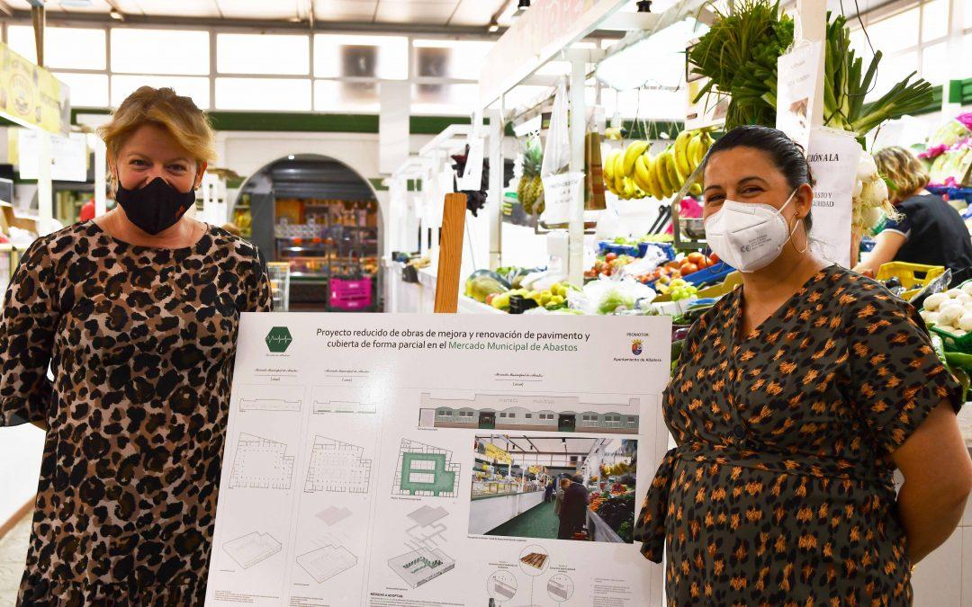 Albatera inicia las obras de mejora del Mercado Municipal de Abastos