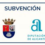 ElAyuntamiento de Albatera ha recibido una subvención de la Diputación de Alicante de 81.430 euros destinada a prestaciones sociales por situaciones extraordinarias provocadas por covid-19