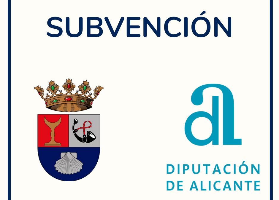 La Diputación de Alicante concede una subvención destinada al curso de español para extranjeros
