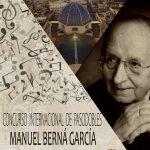 """Albatera celebra la final del Concurso Internacional de Pasodobles """"Manuel Berná García"""" el 17 de octubre"""