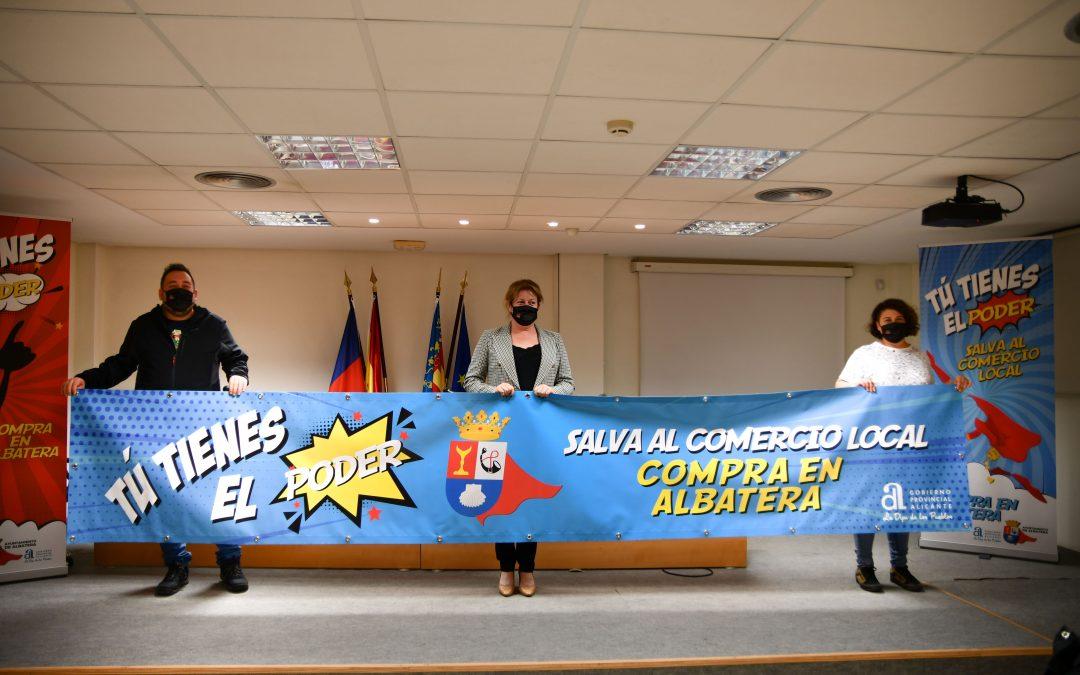 Albatera lanza su campaña para promover el pequeño comercio de la localidad