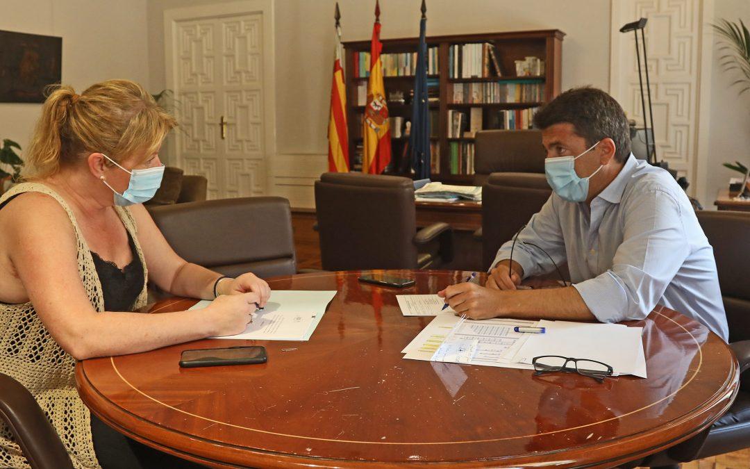 La Diputación Provincial de Alicante subvenciona el desarrollo de actividades de promoción económica en Albatera