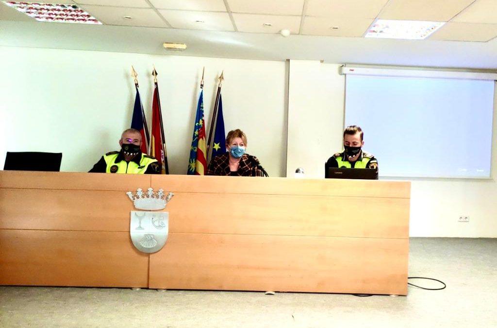 La Policía Local de Albatera crea una herramienta para poder acceder con más facilidad a la zona rural del municipio