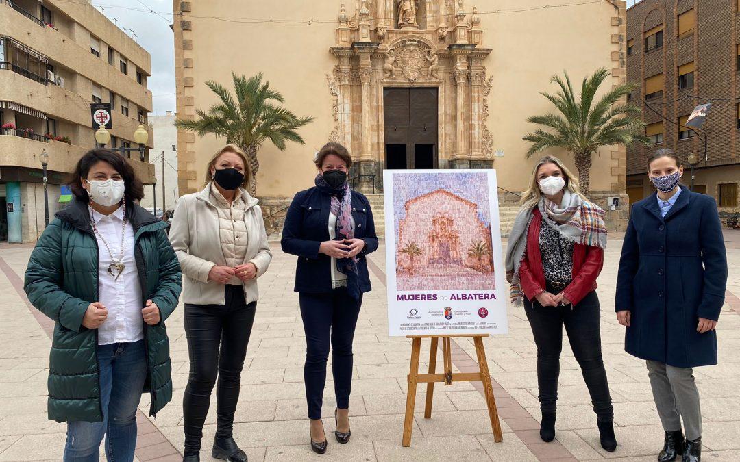 Las «Mujeres de Albatera» protagonizan el 8M en la localidad