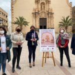 """Las """"Mujeres de Albatera"""" protagonizan el 8M en la localidad"""
