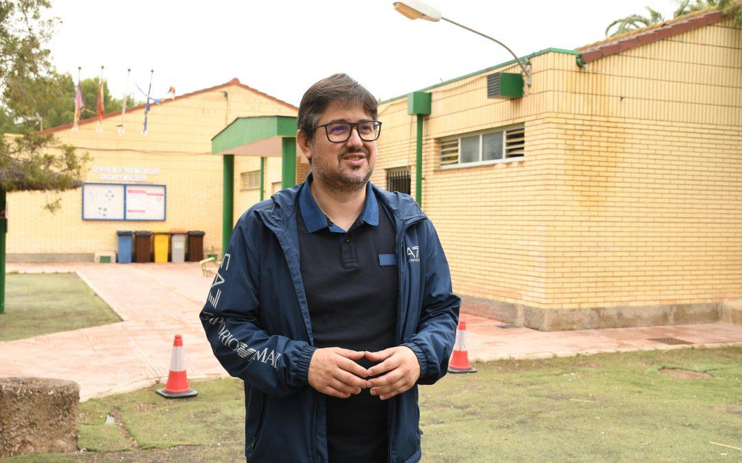 Comienza el proceso de licitación para las obras del plan Edificant en el CEIP Santiago Apóstol