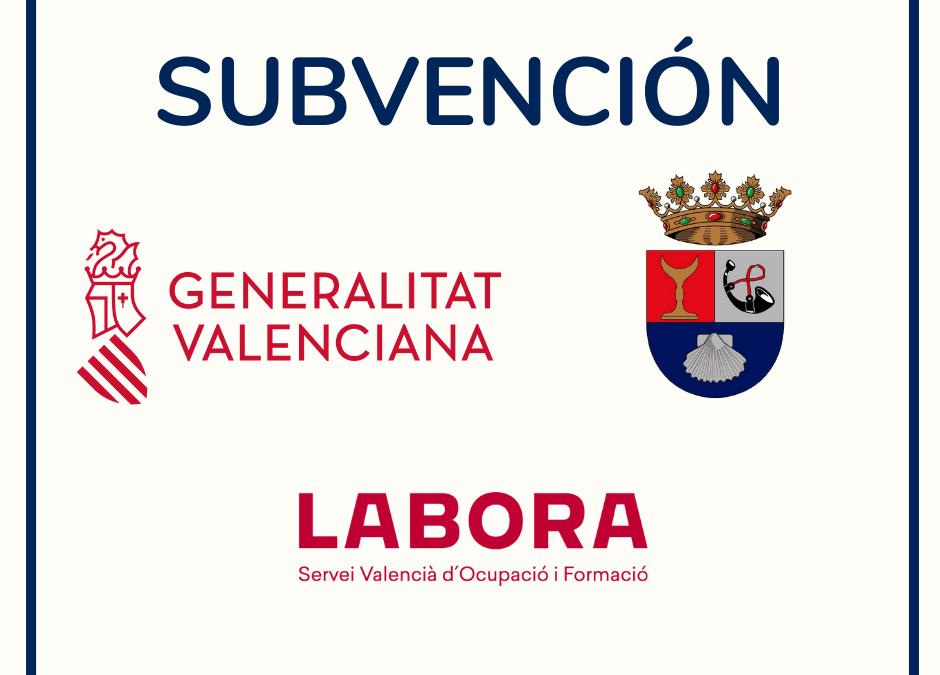El Ayuntamiento de Albatera ha recibido una subvención por un importe de 48.829,65 concedida por GVA Labora del Programa Emcorp 2020 para la contratación de 2 trabajadores durante 7 meses