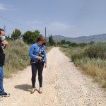 Albatera continúa las obras de acondicionamiento y asfaltado de caminos rurales