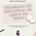 """Educación abre el plazo de solicitud del """"Chequelibro Infantil"""" para el curso 2021/2022"""