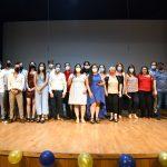 Acto de graduación de la Escuela Municipal de Adultos de Albatera, promoción 2019/2021