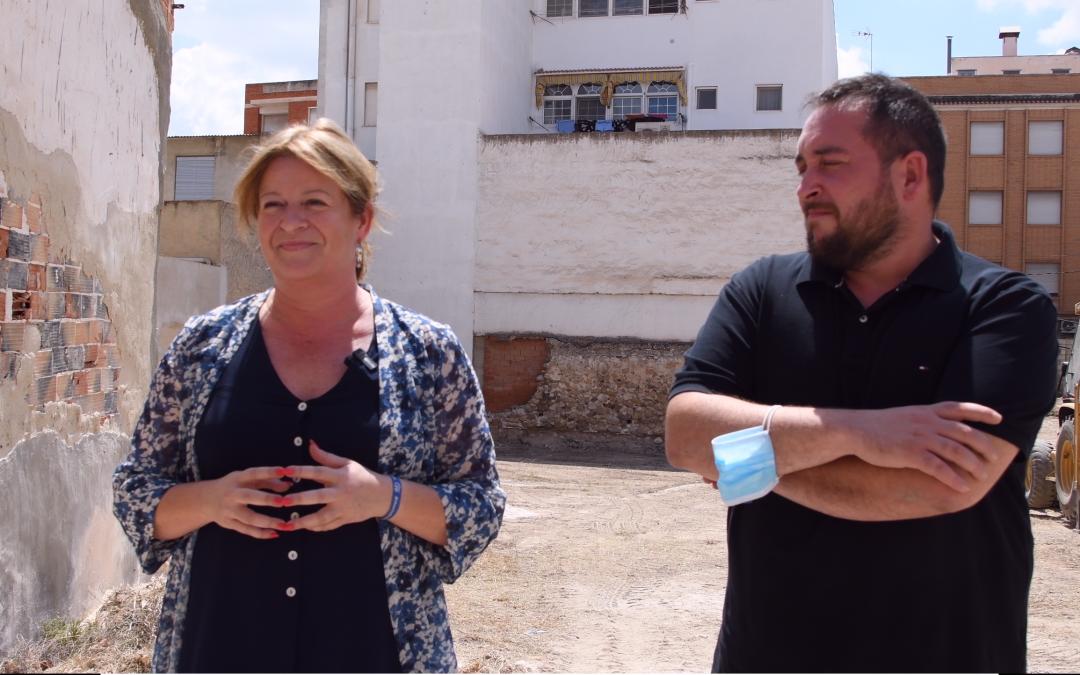Albatera dispondrá de párquines públicos gratuitos en el centro de la localidad