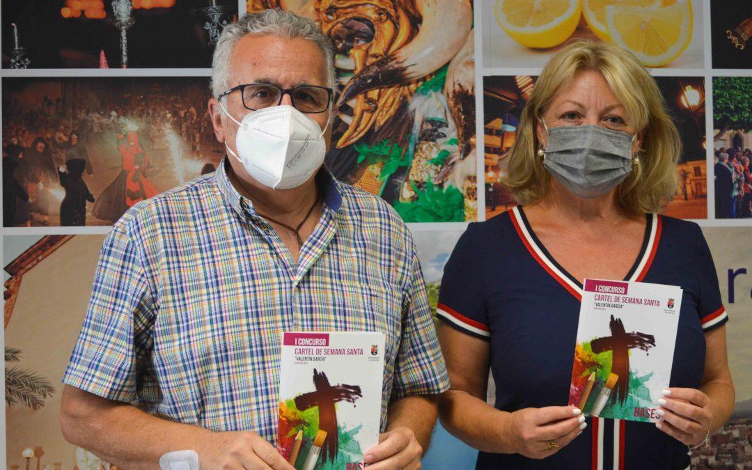 Albatera presenta el I Concurso Cartel de Semana Santa de Albatera 2022 «Valentín García»