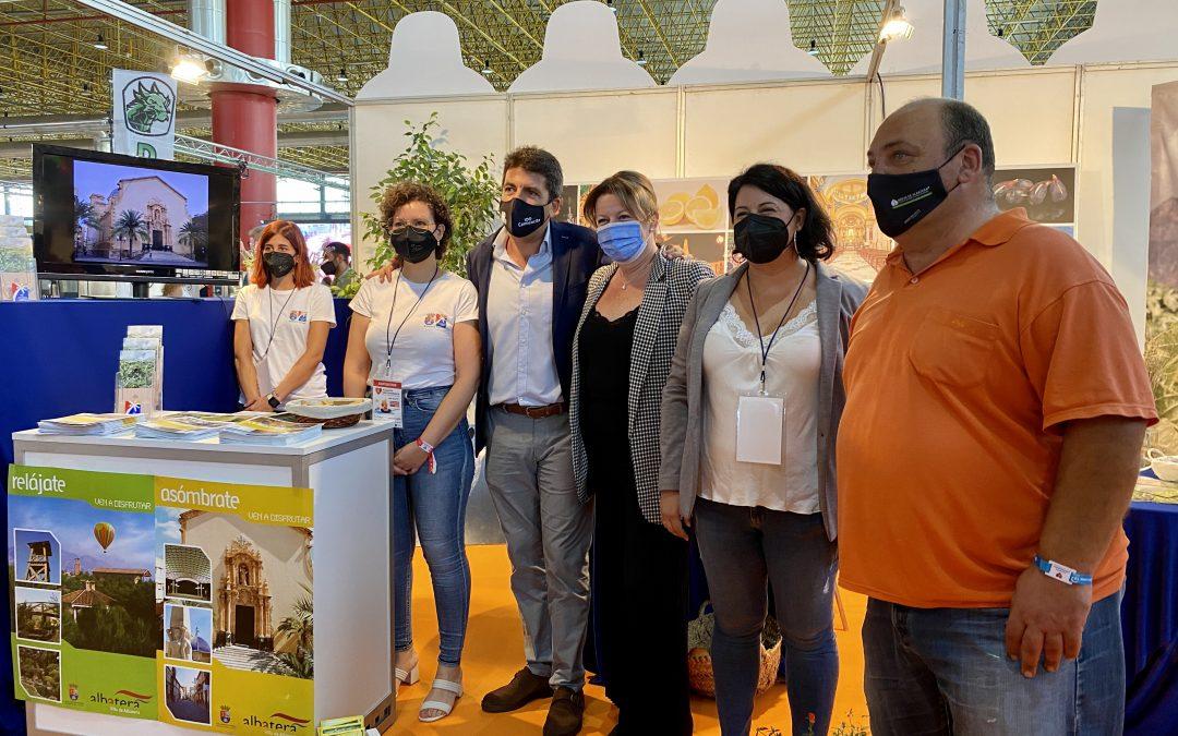 Albatera presente en la Feria Gastronómica Alicante 2021