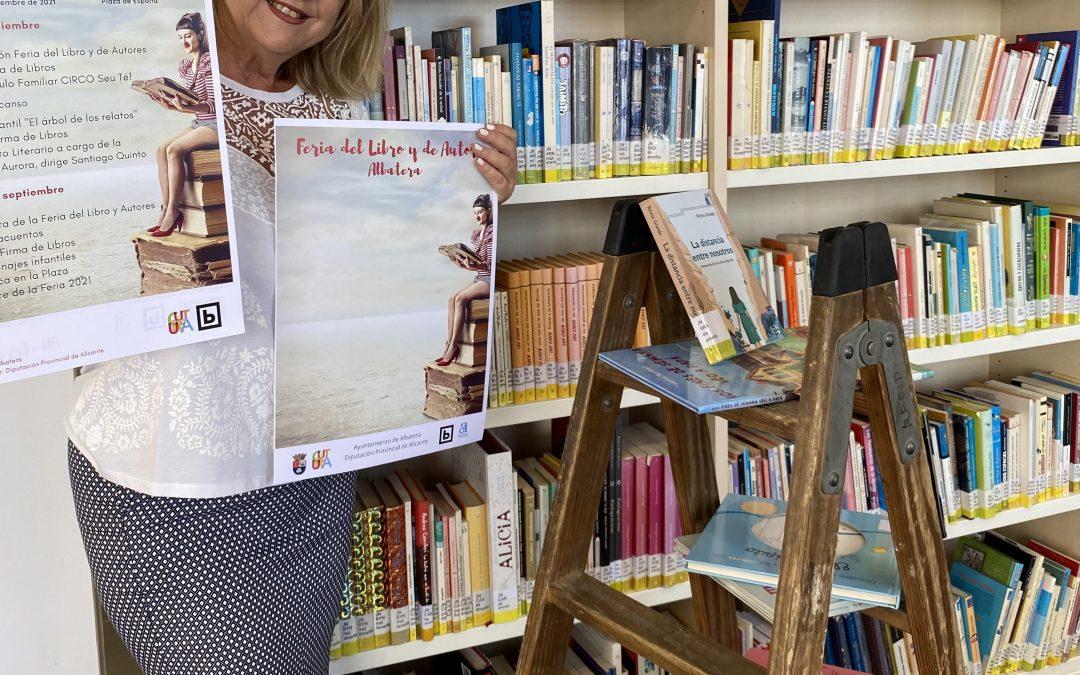 I Feria del Libro y de Autor, Albatera 2021